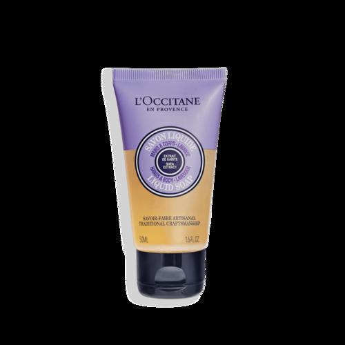 Shea Lavender Liquid Soap (Travel Size)