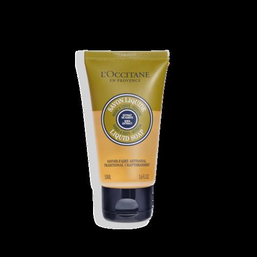 Shea Verbena Liquid Soap (Travel Size)