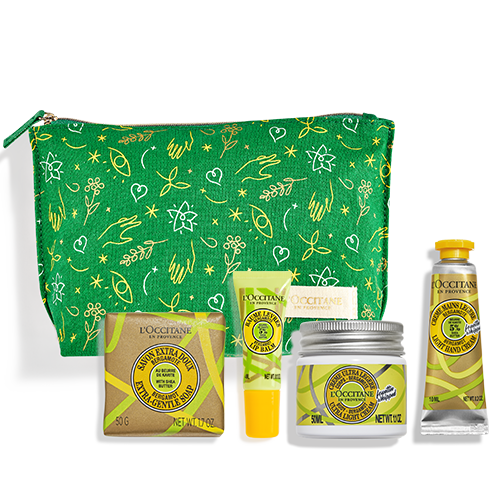 Shea Bergamot Limited Edition Collection