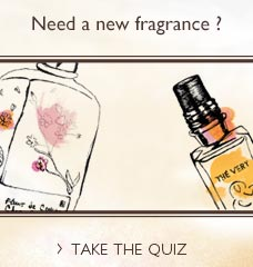 Find Your Fragrance >