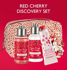 RED CHERRY DISCOVERY SET