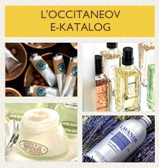 L'OCCITANEOV E-KATALOG