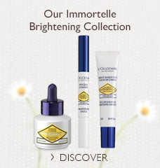 Our Immortelle Brightening Collection