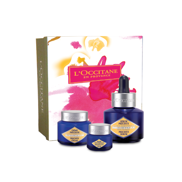 Immortelle Precious Skincare Collection