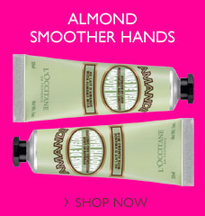 ALMOND SMOOTHER HANDS