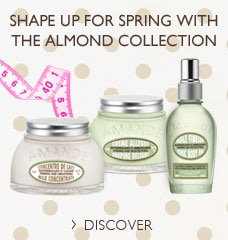 SHAPE UP FOR SPRING WITH THE ALMOND