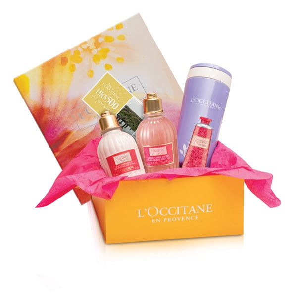 Deluxe Rose Body Care Set
