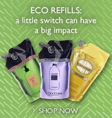 Eco Refills a little switch can have a big impact
