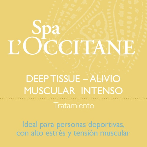 Deep Tissue - Intense Muscular Relief