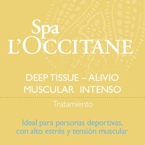 Deep Tissue - Intense Muscular Relief