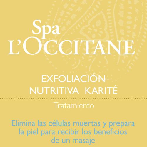 Exfoliación Nutritiva  Karité