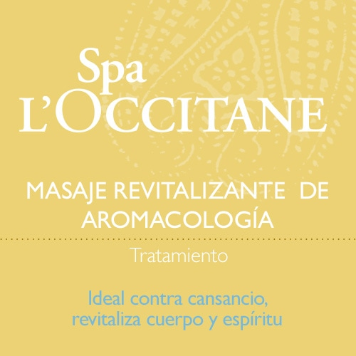Aromachologie Revitalizing Massage