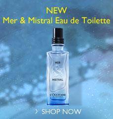 New Mer & Mistral Eau de Toilette