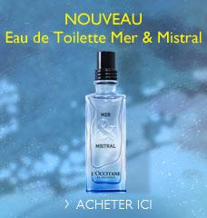 Nouveau Eau de Toilette Mer & MIstral