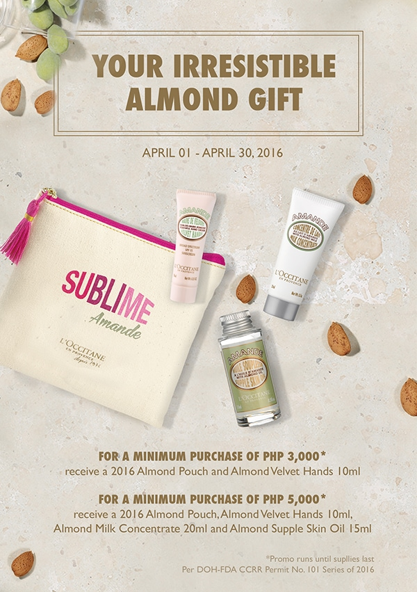 Your Irresistible Almond Gift