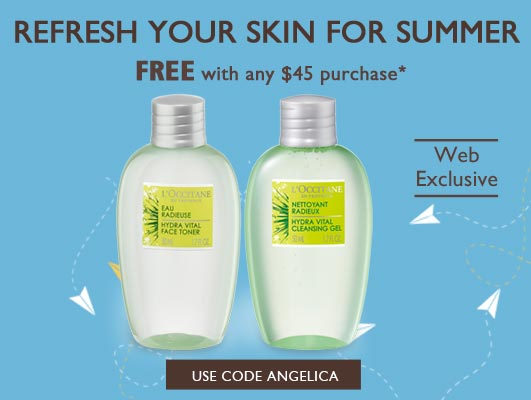 Travel Ready Summer Skincare
