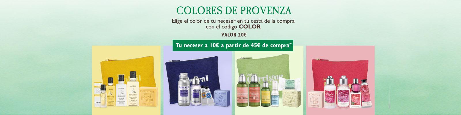Colores de Provenza