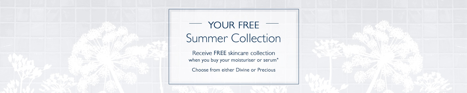 Skincare Summer Collections