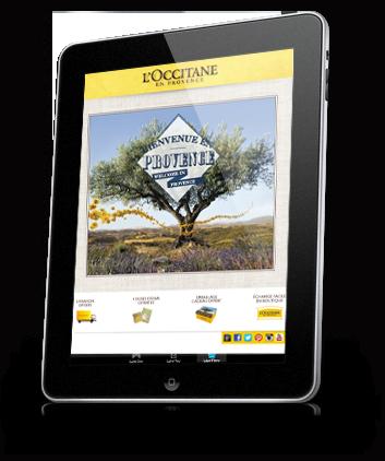 Boletin electronico de L'OCCITANE en Provence - Ecuador