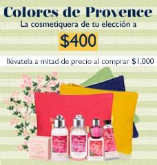 Colores de la Provence