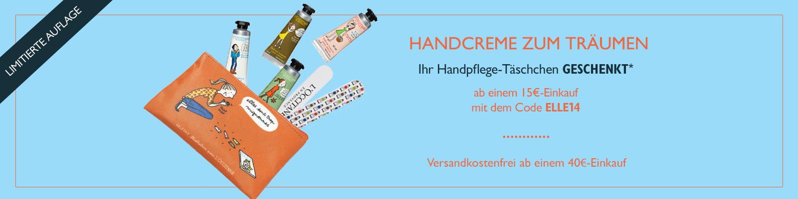 Handpflege - L'Occitane