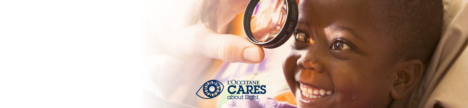 Help fight avoidable blindness