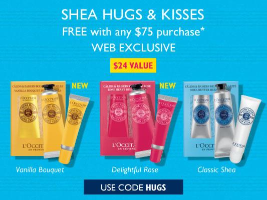 Shea Hugs & KIsses