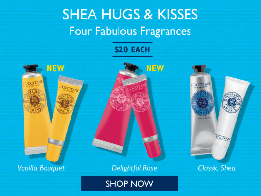 Shea Hugs & KIsses