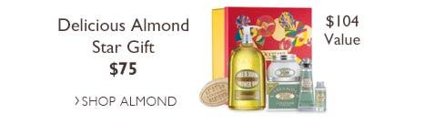 Almond Star Gift