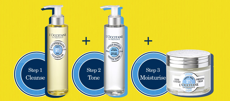 €12 Off Your 3-Step Shea Skincare Routine