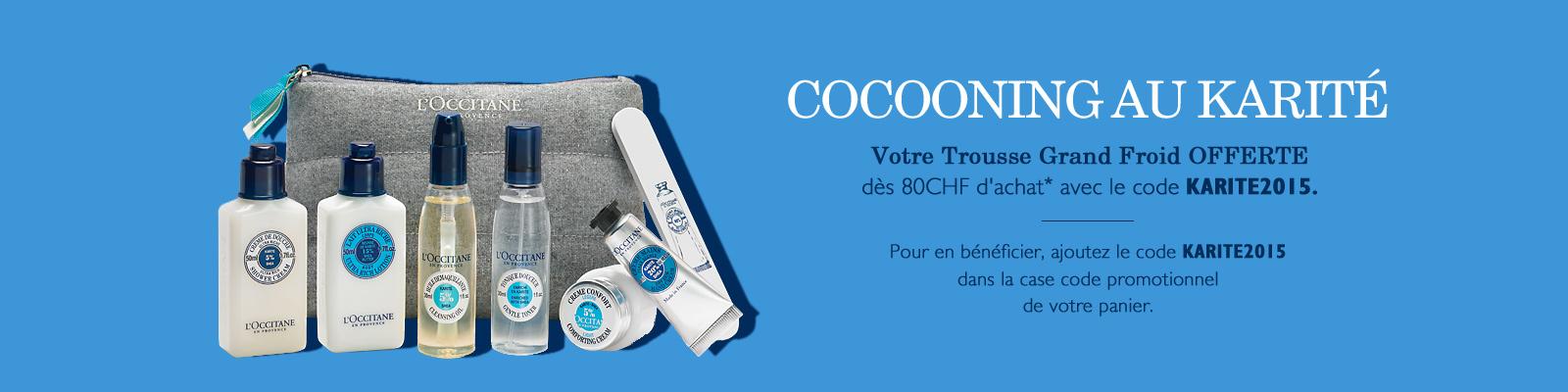 Offre Cocooning au Karité