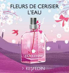 Fleurs de Cerisier L'Eau Eau de Toilette