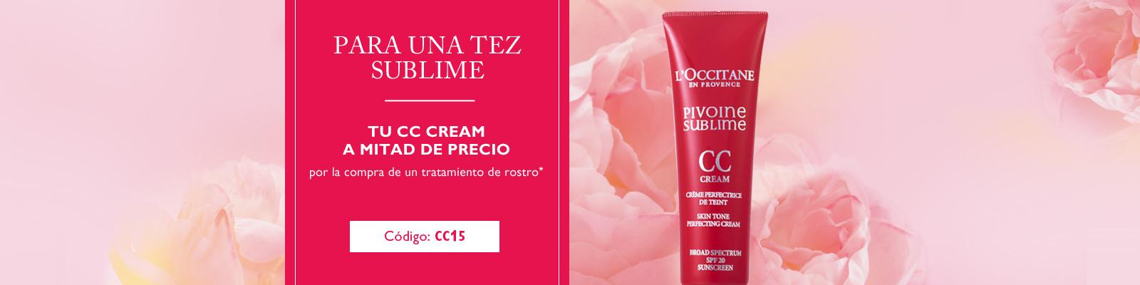 Offre CC cream