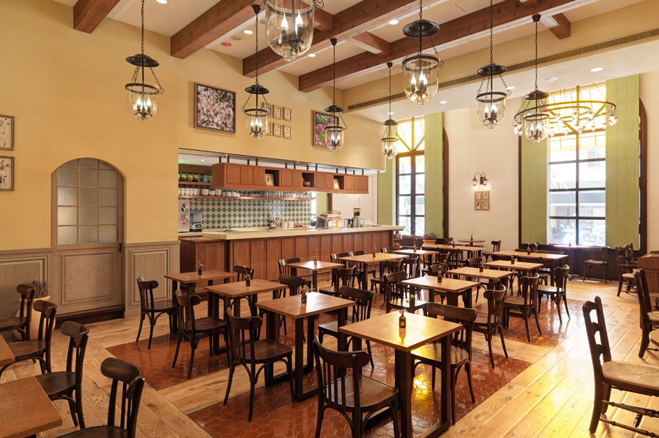 L'OCCITANE Café