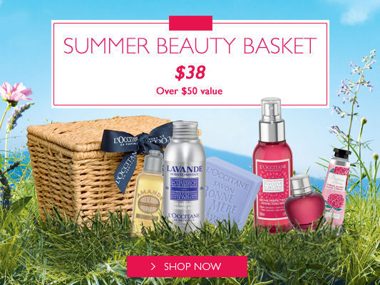 Summer Beauty Basket