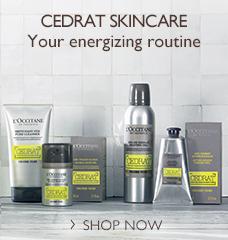 L'Occitane Cedrat gifts for men