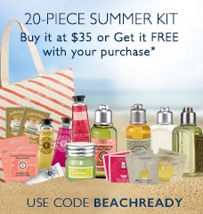 Use Code BEACHREADY