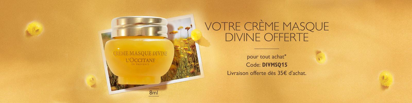 Offre Divine Masque Cream