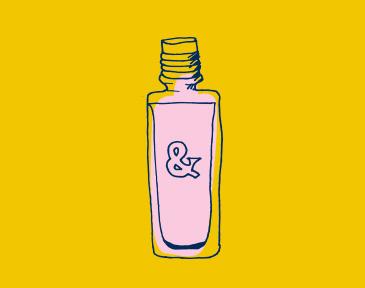 Flacons et pots en verre