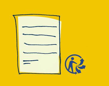 Papiers (notices, offres promotionnelles…)