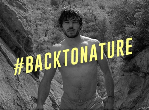 #BACKTONATURE