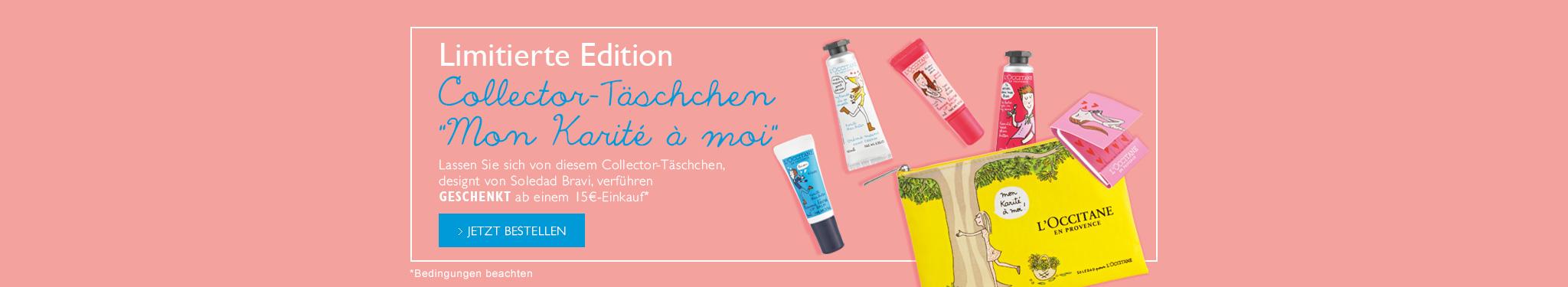 Collector-Täschchen