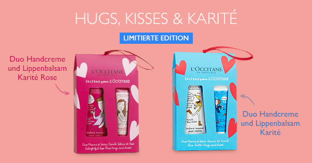 Hugs, Kisses & Karité