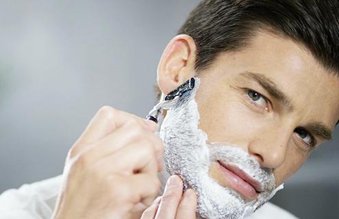 Welk scheerproduct is geschikt voor uw huid?