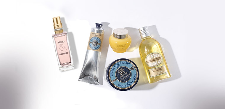 L'Occitane 40 Years, Beauty Essentials