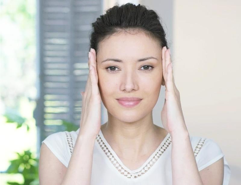 抗老保養祕訣:定期實行臉部運動