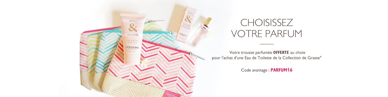Offre Parfum - L'Occitane
