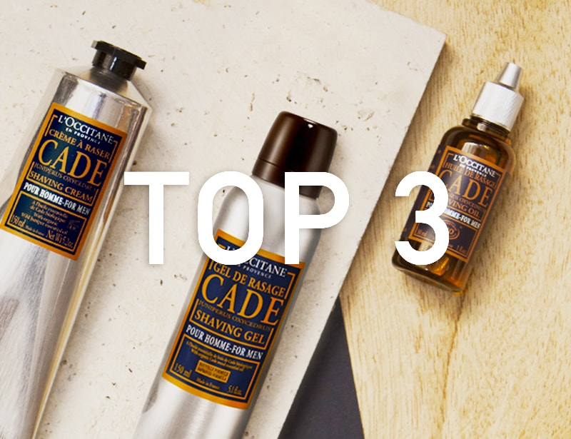 TOP 3 TIPS PARA AFEITAR