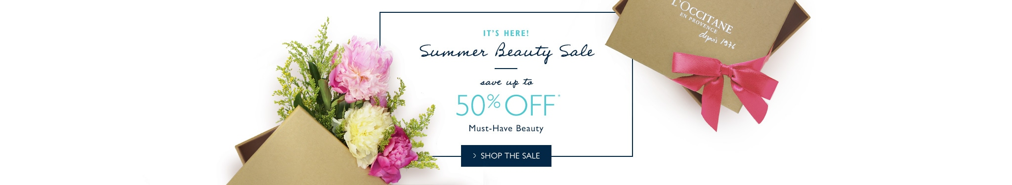 Summer Beauty Sale