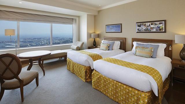 横浜ロイヤルパークホテル 客室イメージ